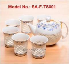 Porcelain Coffee&Tea Set