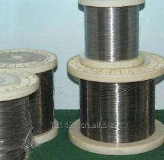 Stainless steel wire for wire rope using 304,316,316L