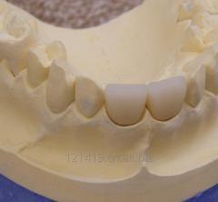 Porcelain teeth 3M lava