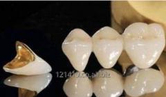 Dental Alloy PFM teeth