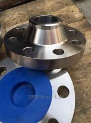 ASTM B381 forged titanium flanges