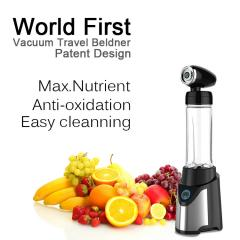 Ideamay World First Design Vacuum Travel Blender