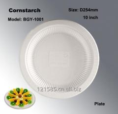 High Capacity Disposable Biodegradable Corn Starch