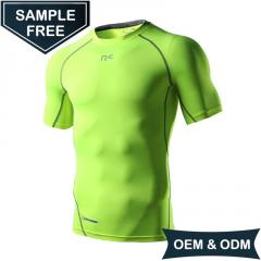 Mens sports wear for fitness running OEM/ODM