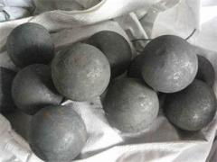 Forged sphere grinding media balls for sale