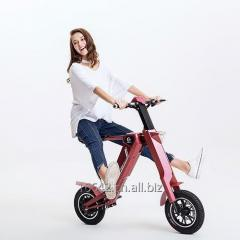 Smart Automatic Foldable Electric Scooter
