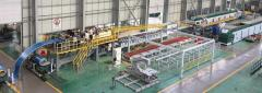 PU/ROCK WOOL Sandwich Production Lines