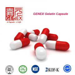 Halhal and Kosher certificated Ge,atin capsules