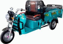 载货电动三轮车
