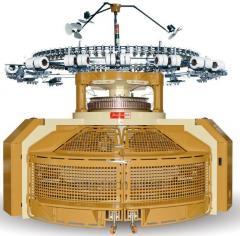 High Speed Inter-Rib Open Width Circular