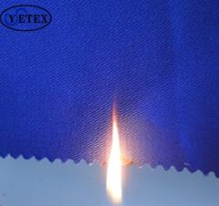 Fire resistant anti static fabric for workwear coverall
