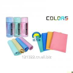 Hot Sale Colorful PVA Chamois Ice Cooling Beach Towel in Summer Supplier