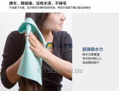PVA Chamois Towel super absorbent hair drying