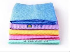 The Original Wet Towel Wipe PVA Chamois Leather Cream Towel