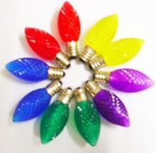 Trade assurance New design LED C7 Multicolor