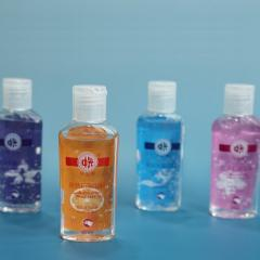 60ml Travel Size Antiseptic Rinse Free Liquid Hand Wash Soap