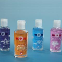 Alcohol Based Antiseptic Hand Sanitizer Gel