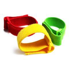High Elastic  hook and loop custom elastic straps
