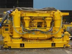 NIPPON SHARYO RT200 2m Casing Rotator & RTP-320 Hydraulic Power Pack