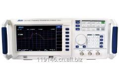 FrequencyCharacteristicAnalyzer