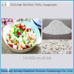 豆腐凝固剂食品级硫酸钙 CAS NO. 10101-41-4