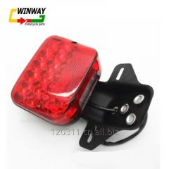 Ww-7176 Motorcycle Part, LED Cg125 Motorcycle Rear Light, Tail Lamp,