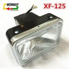 Ww-7199, Motorcycle Part Headlight for Xf-125