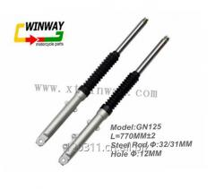 Ww-6101, Gn125 Motorcycle Front Shock Absorber, Front Fork