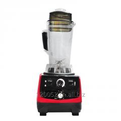 Commercial Blender Processor for Bar and Restaurant with Stainless Steel Blade