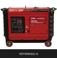 Koop Diesel Generator KDF8500QQ Super Silent 6.5kva