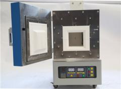 1700 Degree Heating Equipment High Effiency Muffle Furnace for Sintering