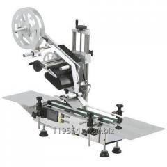 Tabletop Top Labeling Machine