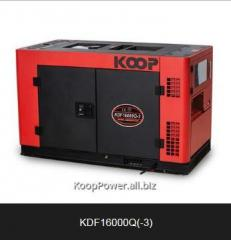Koop Diesel Generator KDF16000Q 16kva