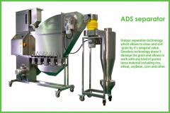 Aerodynamic Separator (ADS)