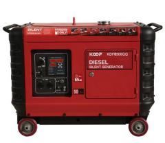KOOP diesel generator super silent KDF8500QQ