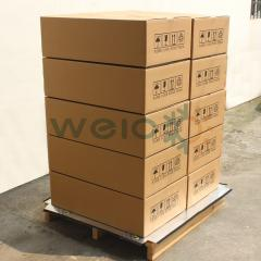 Aluminum Foil Woven Fabric Thermal Pallet Cover