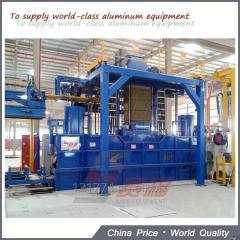 Intensive air and water spray quenching Systems For Aluminum Extrusions