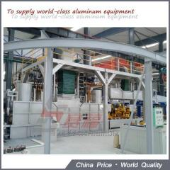 High Efficiency Intensive air and water spray quenching Systems For Aluminum Extrusions