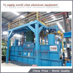 SAVE Automatic quenching system cooling equipment for aluminum extrusion press lines