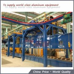 SAVE Rapid cooling Systems for aluminum alloy profile on extrusion press lines