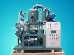Double-Stage Highly Effective Vacuum Insulating Oil Purifier Series ZYD