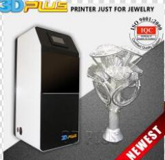 Automatic DLP Industrial 3D Printer With Imported LED Light Engine
