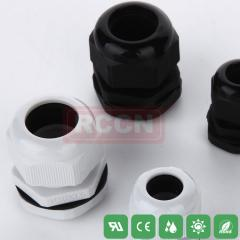 Metric cable joint waterproof nylon
