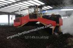 Full Hydraulic Compost Turner - FD300