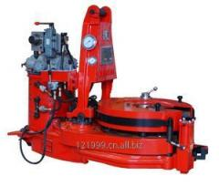 Hydraulic drill pipe power tong ZQ series