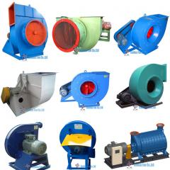 Big Induced Draught Centrifugal Fan