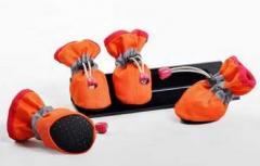 宠物软底鞋室内鞋保暖软底鞋