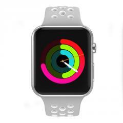 Apple watch clone 智能手表IWO3 心率,血压,运动监测