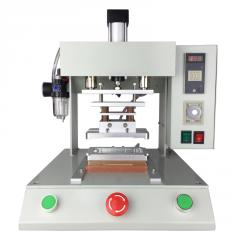 Latest Automatic mobile phone Frame laminating Machine for Middle Bezel