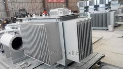Corrugated Oil Tank